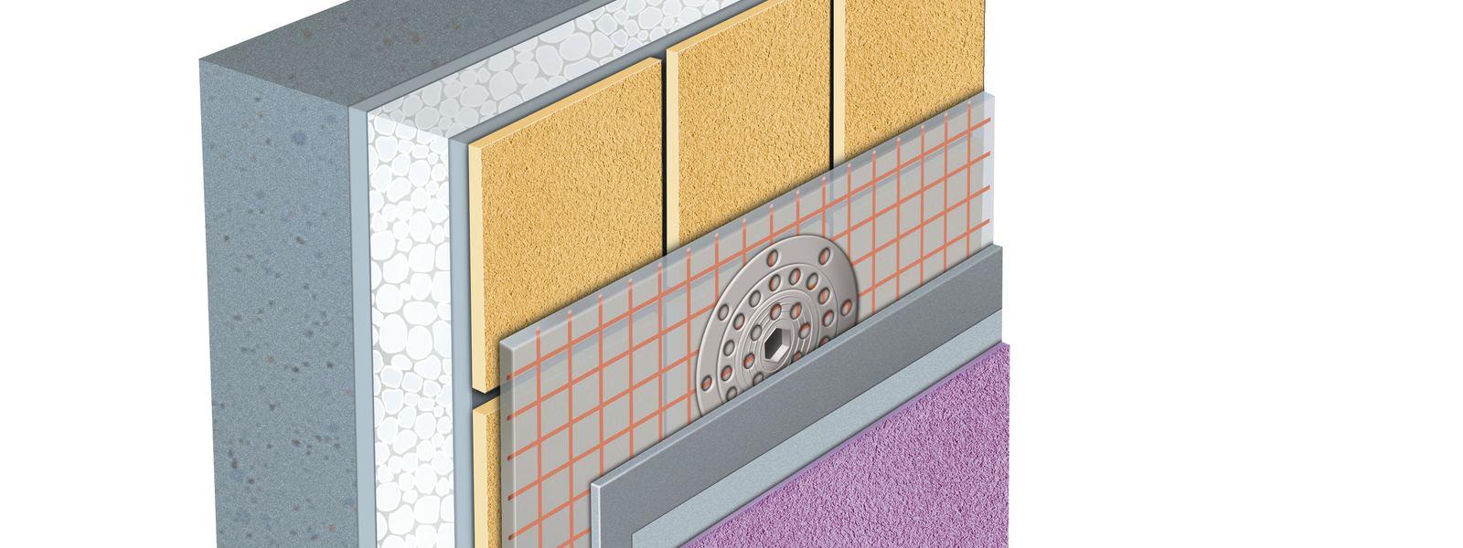 bauexpert w rmed mmverbundsystem. Black Bedroom Furniture Sets. Home Design Ideas